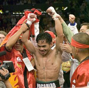 Manny Pacquiao is