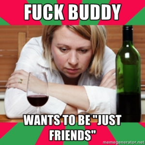 "The Glory of Having ""Fuck Buddies"""